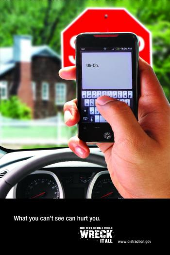 Distracted driving | Columbus, OH accident lawyers
