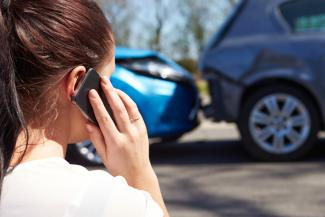 If you're in an Ohio car accident call Robert W. Kerpsack